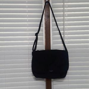 Kate spade black messenger bag